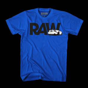 Raw (Blue) Shirt