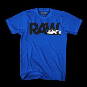 Raw (Blue)