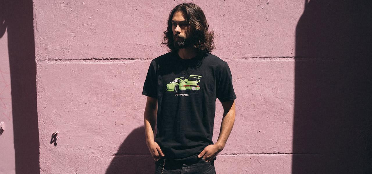 Reborn (Black) Shirt