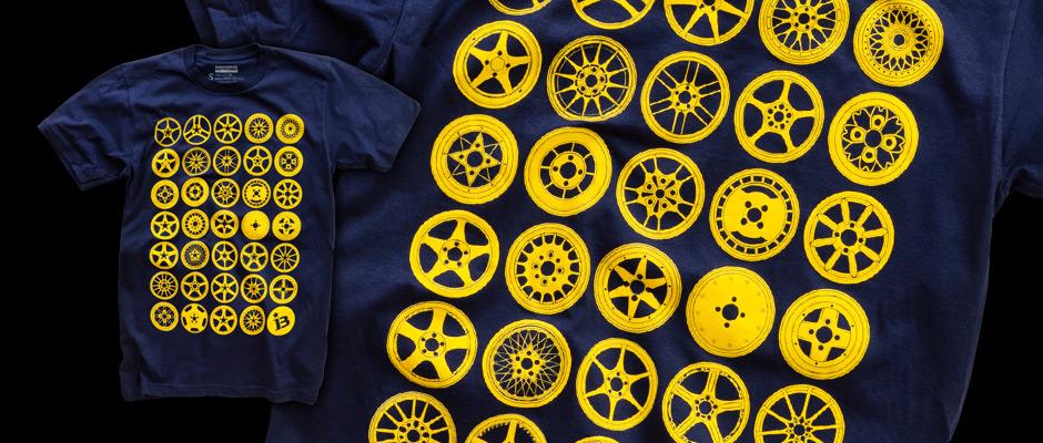 Rim to Rim (Navy) Shirt