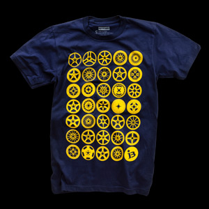 Rim to Rim (Navy) Shirt