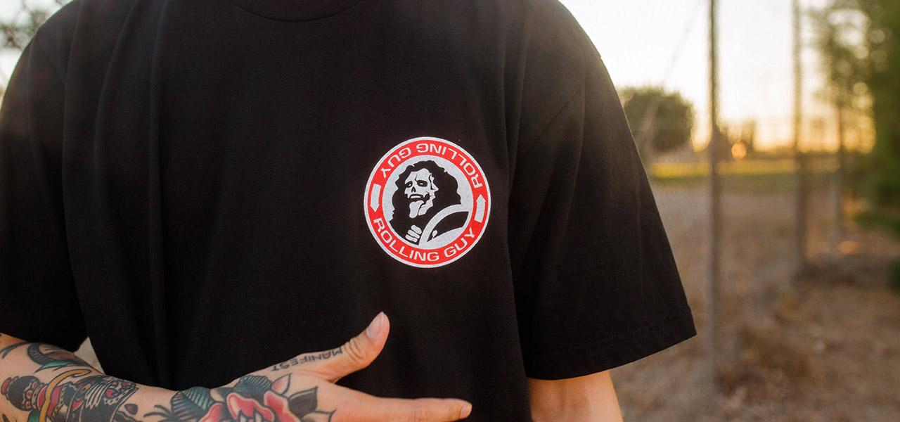 Rolling Guy Shirt