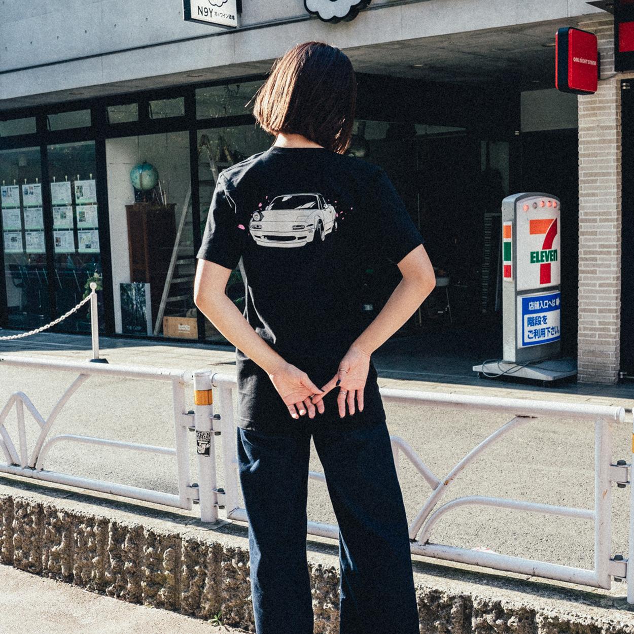 Sakura Spec (NA) Shirt