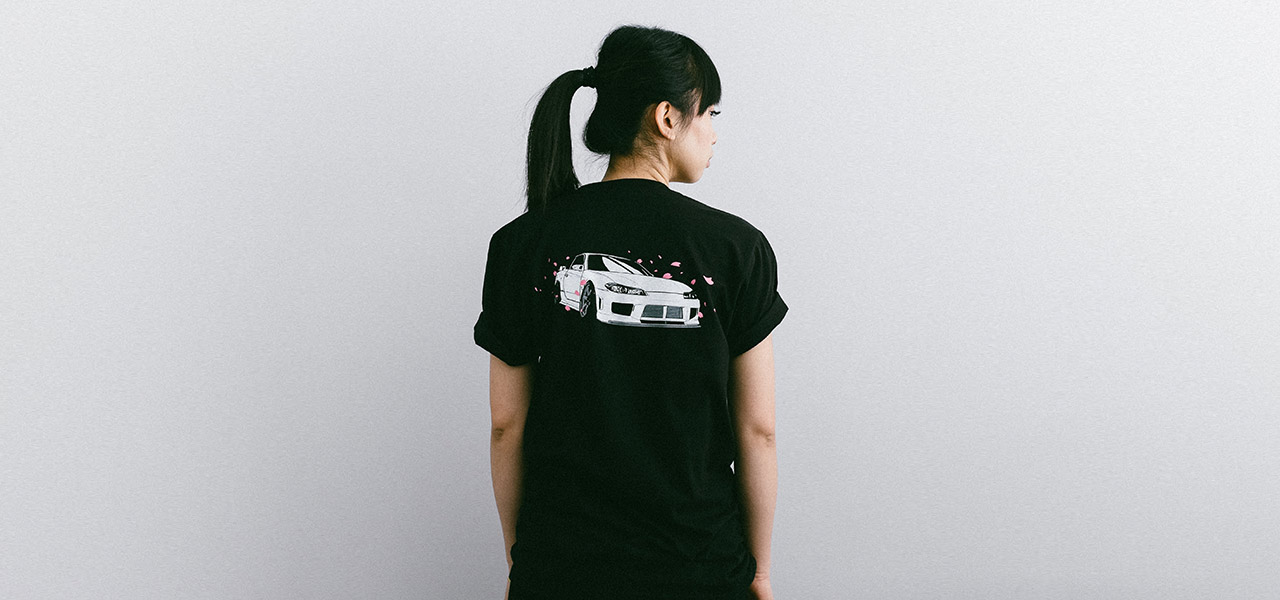 Sakura Spec (S15) Shirt