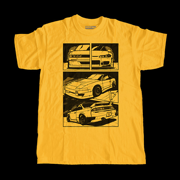 S Chassis (Gold) Shirt