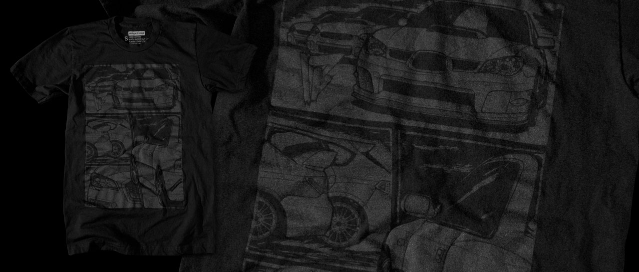 Seasoned (Midnight) Shirt