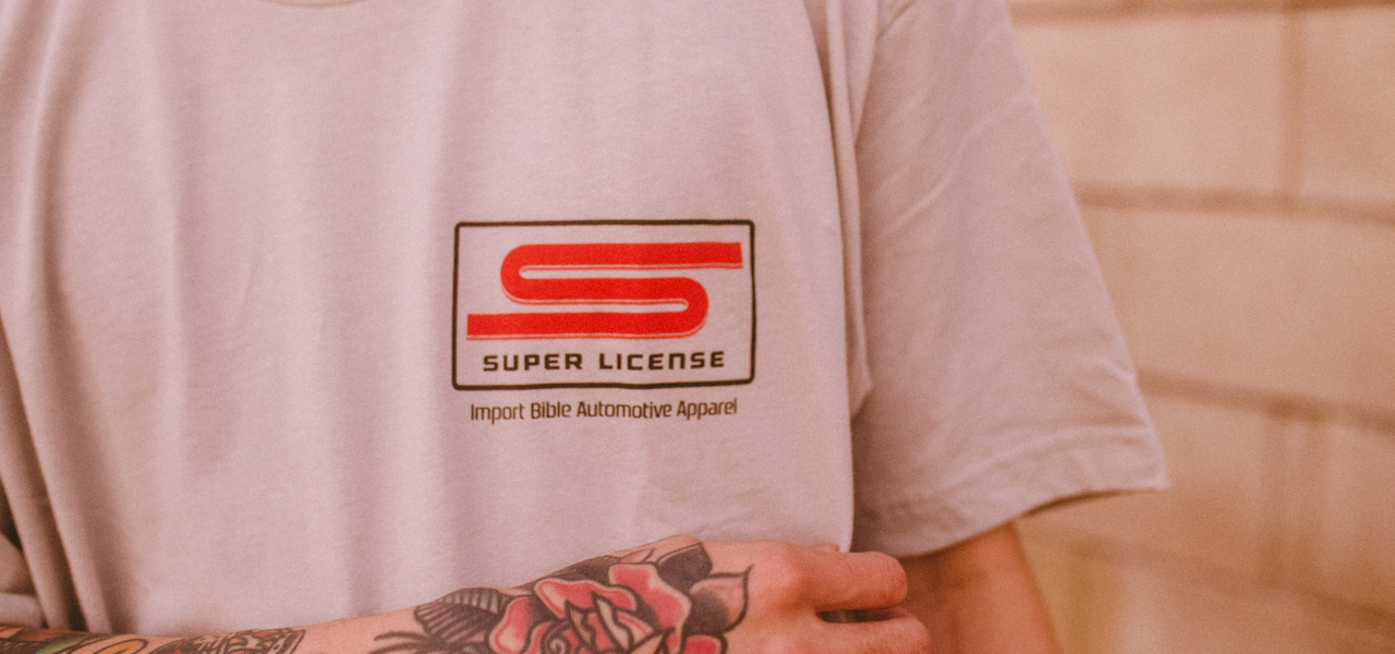 S License (Silver) Shirt