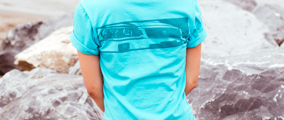 Slow Down (Turquoise) Shirt