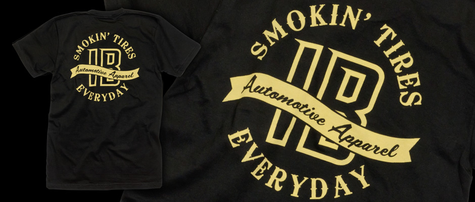 Smokin (Black) Shirt