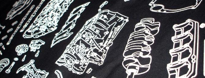 SR20DET (Black) Shirt