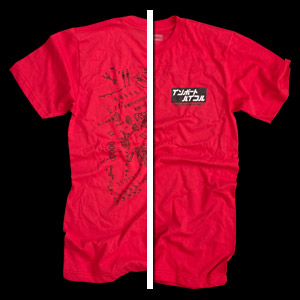 SR20DET (Red) Shirt