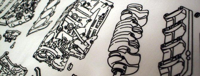 SR20DET (White) Shirt