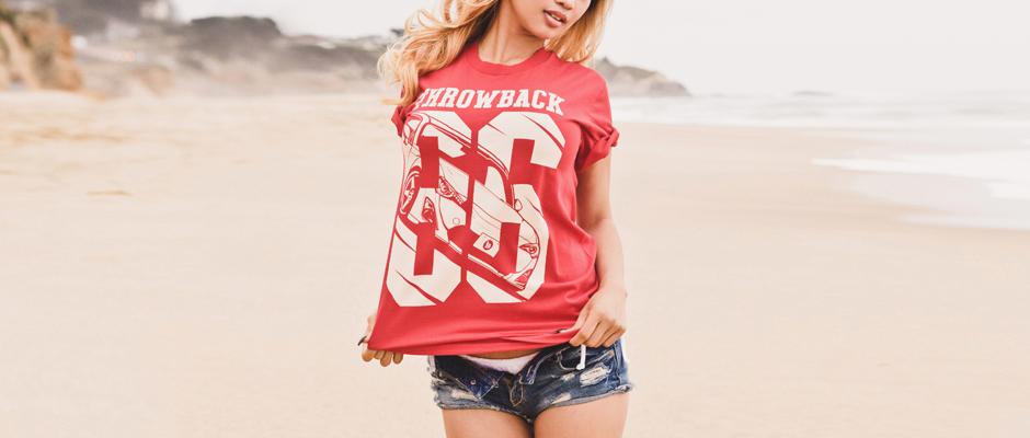 Throwback (Red) Shirt