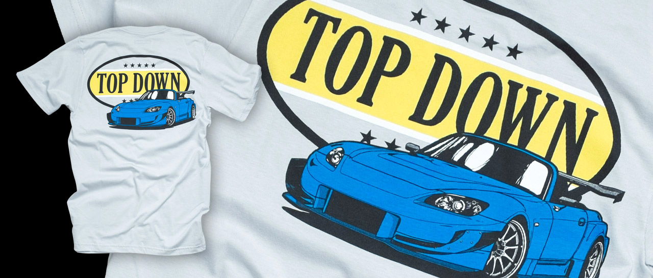 Top Down Shirt