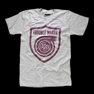 Trouble Maker (Heather) Shirt