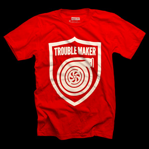 Trouble Maker (Red) Shirt