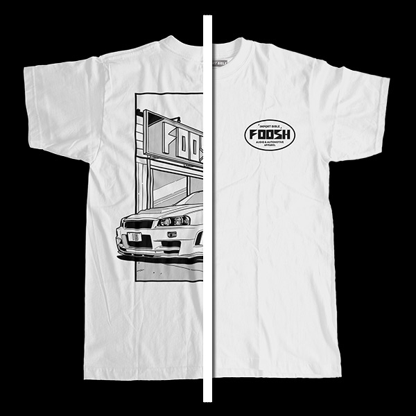 Tuned Up (Foosh) Shirt