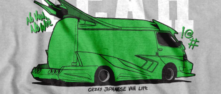 Van Life Shirt