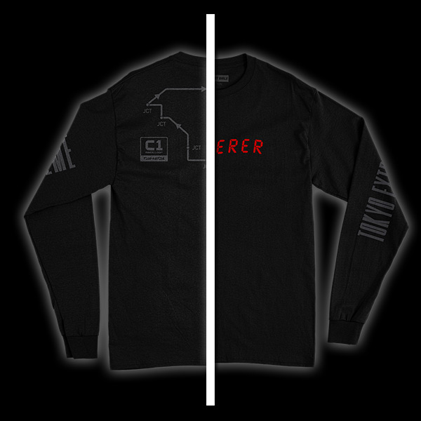 Wanderer Long sleeve