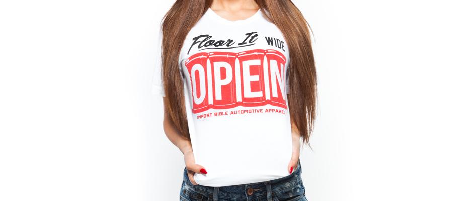 Wide Open Shirt