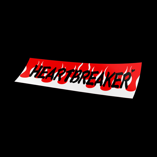Heartbreaker (Ignite) Sticker