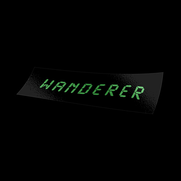 Wanderer V2 Sticker
