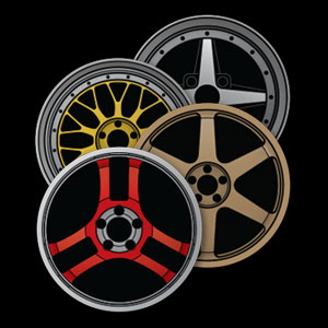 Wheel Pack V1 Sticker