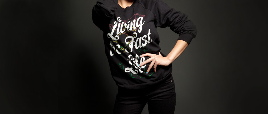 Living Fast Sweater