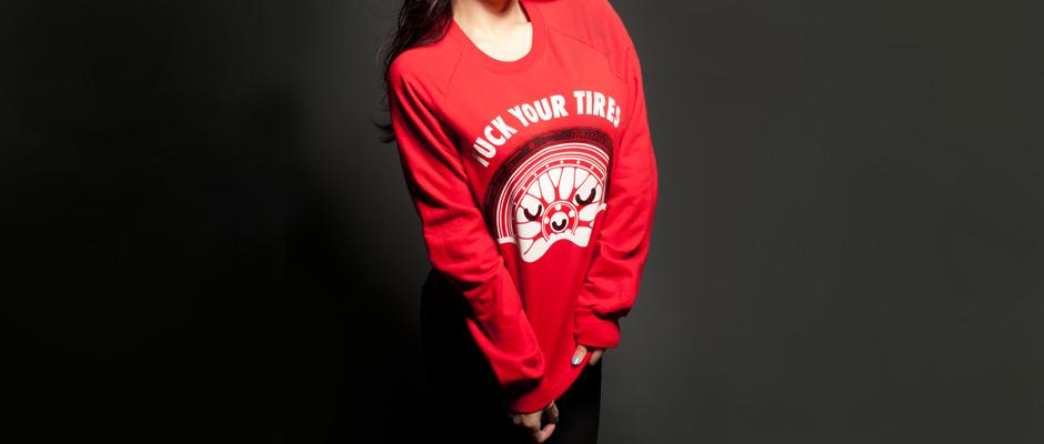 Tuck Sweater