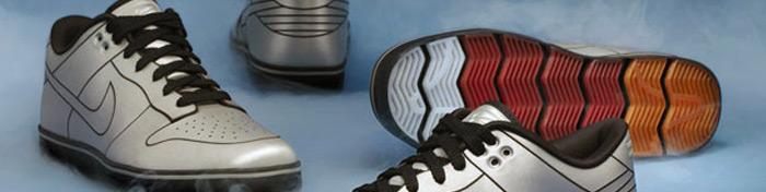 Nike's DMC Delorean Dunks
