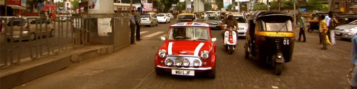 Top Gear India Special