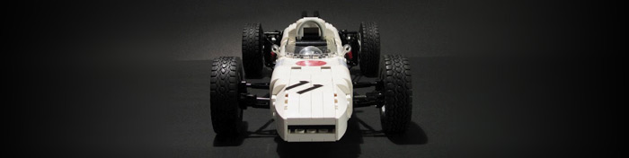 Lego Honda RA272
