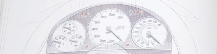 McLaren F1 owner's manual