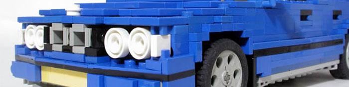 LEGO BMW E34 M5