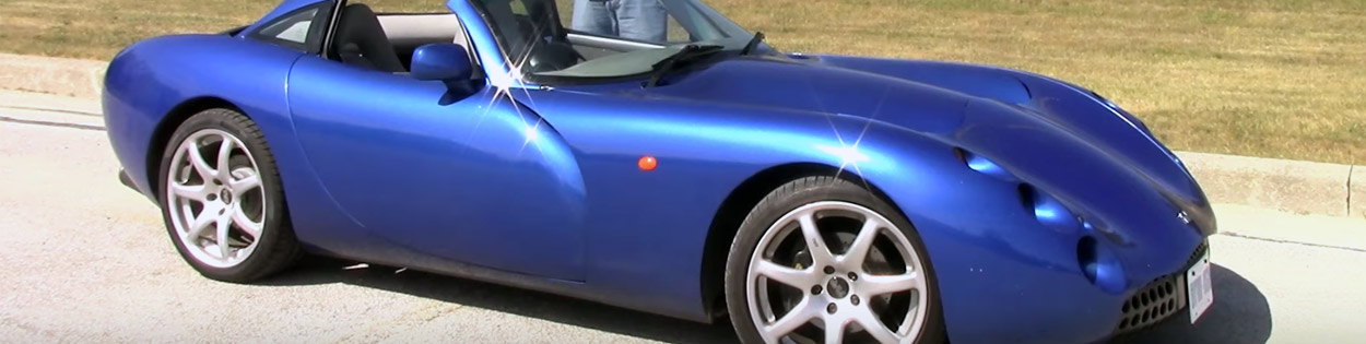 Owning a TVR Tuscan is insane