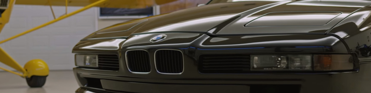 Petrolicious: BMW 850CSi The Ultimate Dream Car