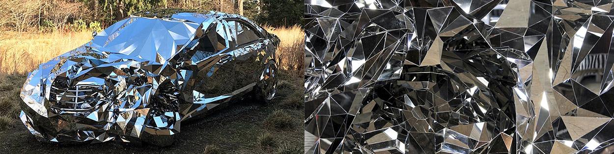 Mirrored S550