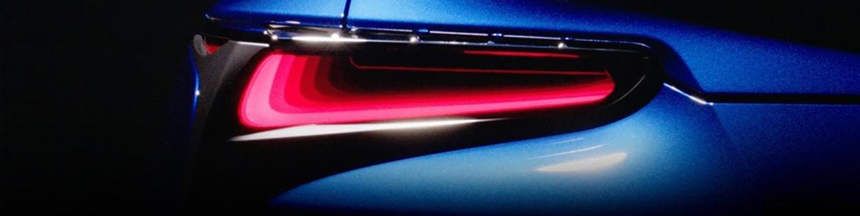 Lexus Structural Blue: The Bluest Paint