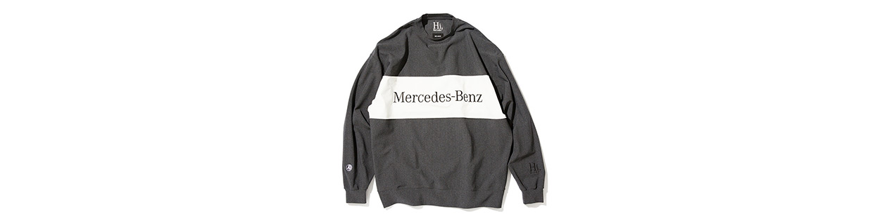 BEAMS x Mercedes Benz collection