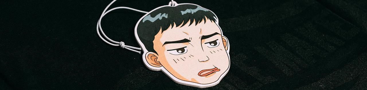Jealous Itsuki Air Freshener