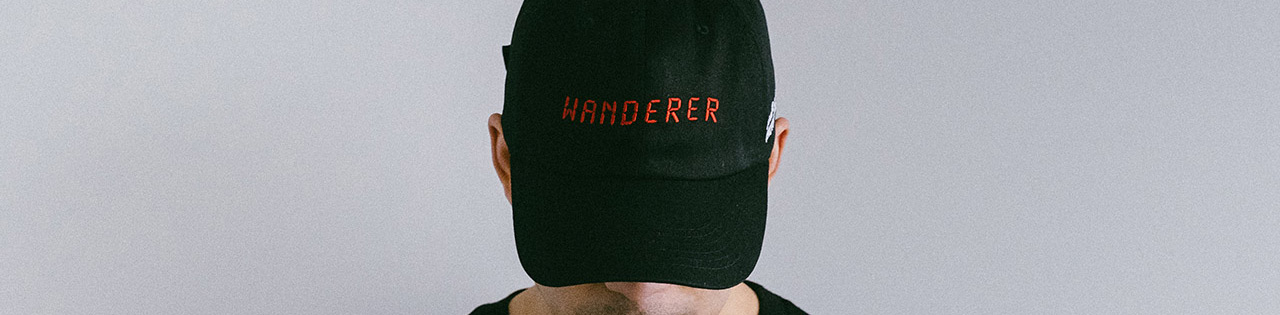 Wanderer pack, Cap + Plate Frame + C1 Loop Sticker