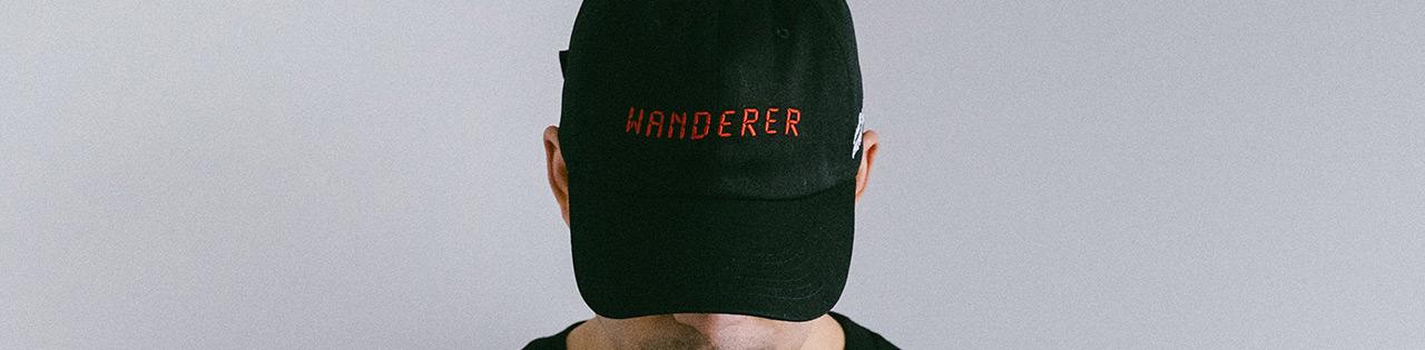 Wanderer pack, Cap + Plate Frame + C1 Loop Sticker