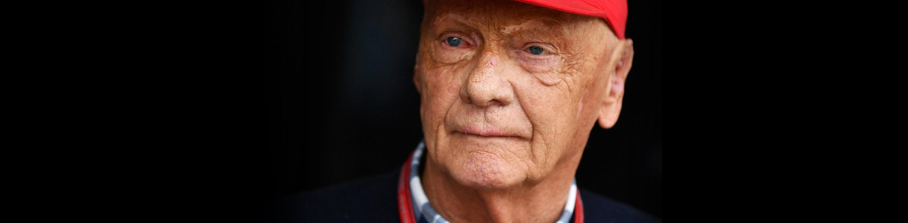 Niki Lauda passes away