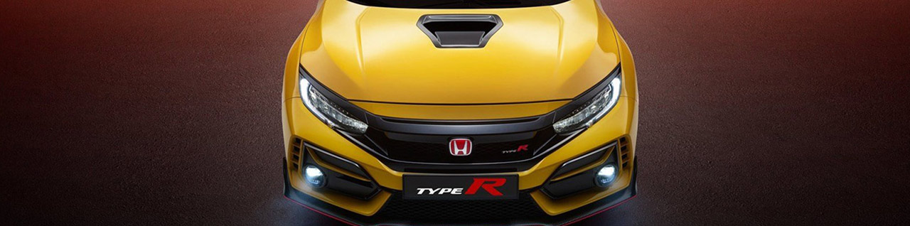 2021 Honda Civic Type R Limited Edition