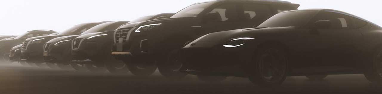 Nissan teases new Z