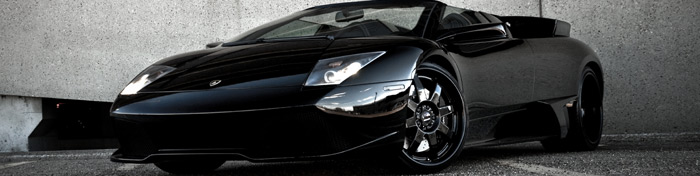 Black on black LP640
