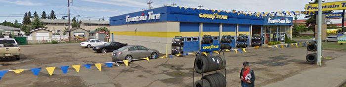 Customer calls out Fountain Tire, shop owner's wife buts in