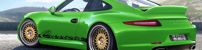 HRE Wheels: The Birth of the Vintage series