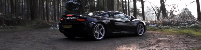 Living with a McLaren MP4-12C