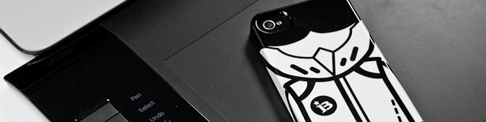Rim to Rim & Bathing Stig iPhone 4/4S cases